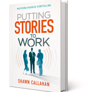 Shawn Callahan - Putting Stories to Work