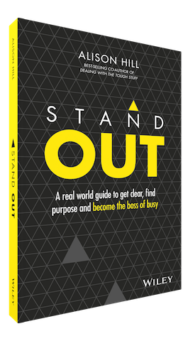Stand Out - Alison Hill