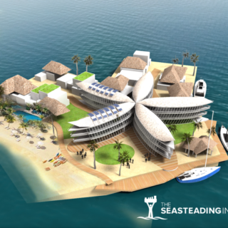 052 – Seasteading: Civilisations of the Future – Joe Quirk